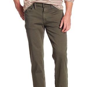 JOE'S 'the brixton' straight+narrow Twill Pant